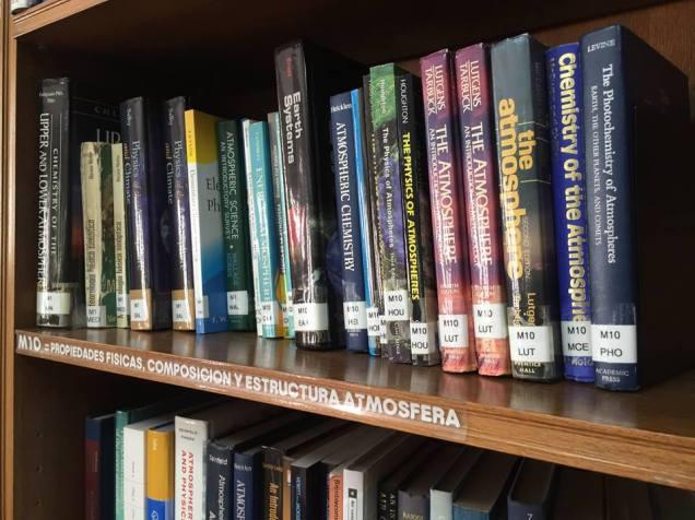 Biblioteca AEMET