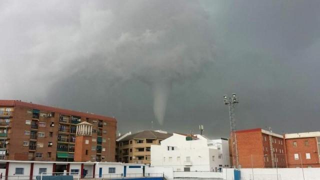 Tornado Buñol