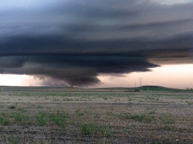 Tornado Grijota, Palencia