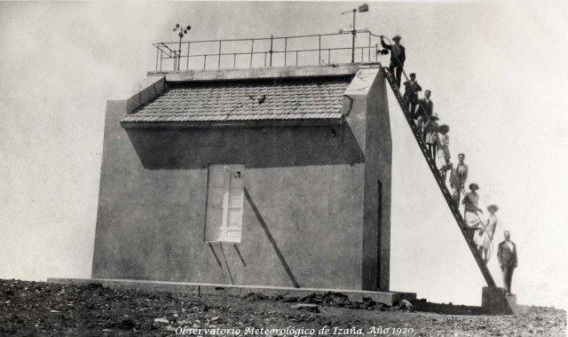Izana Observatory 1920