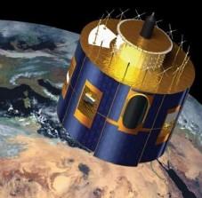 Metosat 10 - Satélite geostacionario