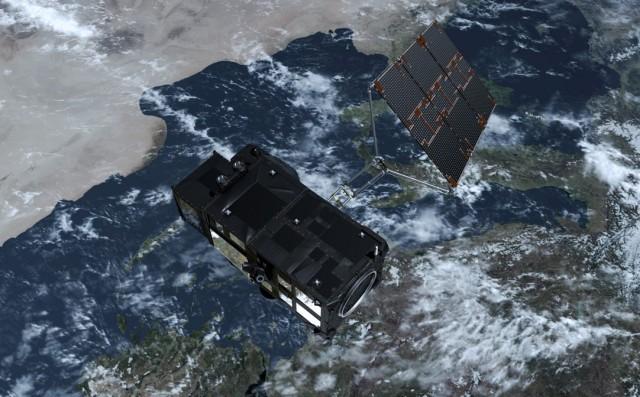 Sentinel 3 en orbita