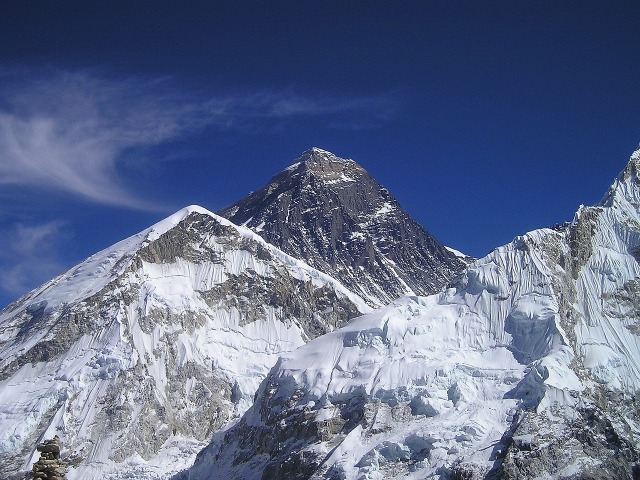 Monte Everest, Nepal