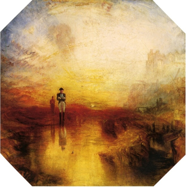 Figura 10: War. The Exile and the Rock Limpet. William Turner, 1842. Tate Gallery, Londres.