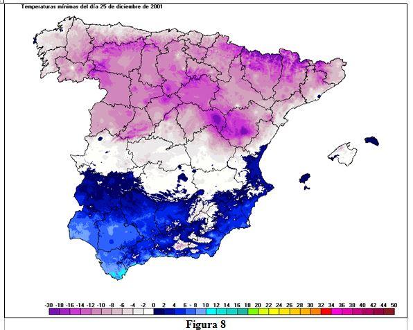 Olas De Frío En España Desde 1975 Aemetblog