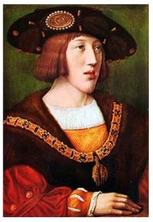 Retrato del joven Carlos I de España, posterior a 1515 por Bernard van Orley1