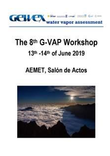 20190610 CARTEL DE GEWEX AEMET