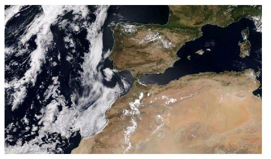 4. JUEVES imagen satelite