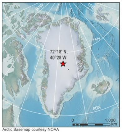 La Organización Meteorológica Mundial (OMM) ha confirmado que los -69,6 °C (-93,3 °F) registrados el 22 de diciembre de 1991 en una estación meteorológica automática de Groenlandia son la temperatura más baja jamás observada en el hemisferio norte.